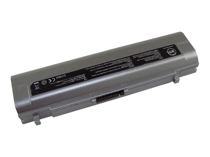 BTI Battery Toshiba Libretto U100 U105 Series Li-Ion Replaces PA3442U, TS-U100, 7517512, Batteries - Notebook