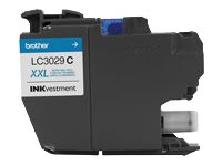 Brother Cyan LC3029 INKvestment SHY Ink Cartridge