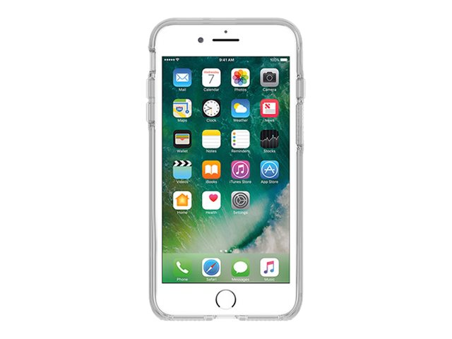 OtterBox Symmetry Case for iPhone 7 Plus, Clear