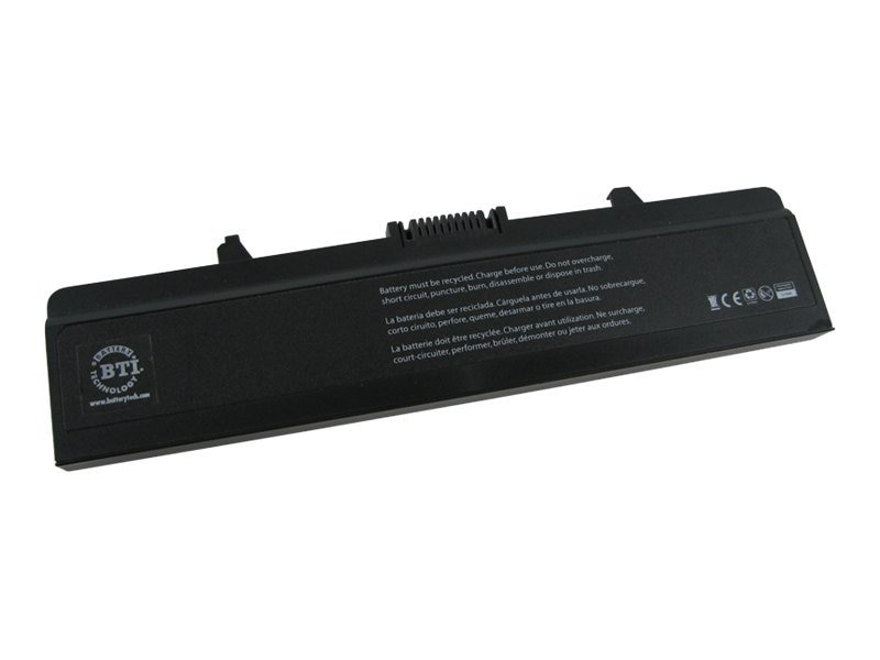 BTI Battery, Li-Ion for Dell Inspiron 1525 1526 Series, DL-1525, 9289533, Batteries - Notebook