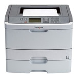 Lexmark E462dtn Monochrome Laser Printer - LV w  Flash & 3-year Advanced Exchange Warranty (TAA Compliant)