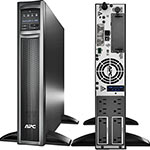 APC Smart-UPS X 1000VA 800W Rack Tower LCD 120V UPS (8) Outlets, EXCLUSIVE Buy - Save $40, SMX1000, 10334506, Battery Backup/UPS