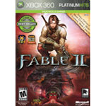 Microsoft Game Systems Microsoft Fable 2 Platinum Hits X360 9CS-00088