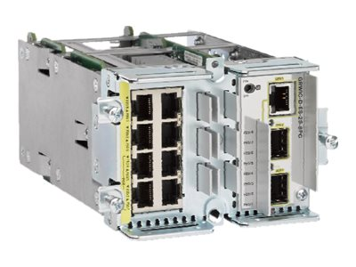 Cisco Ethernet Switch Module for 2000 Series Connected Grid Routers 8x10 100, GRWIC-D-ES-2S-8PC=
