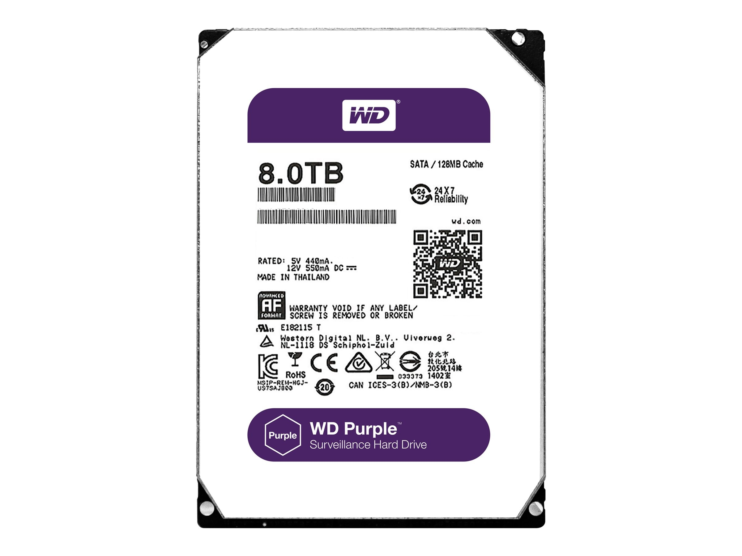 WD WD80PUZX Image 2
