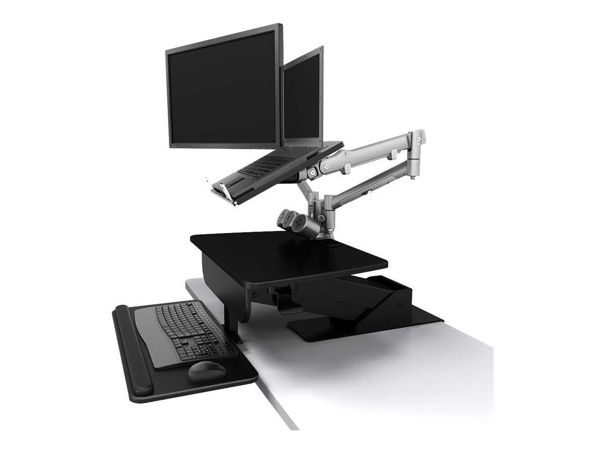 Atdec Sit to Stand Workstation Desk Clamp