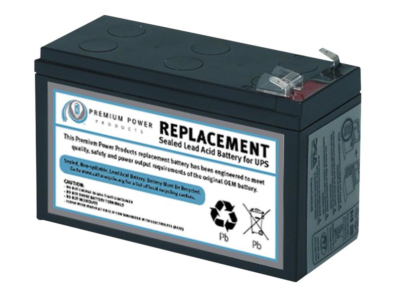 Ereplacements APC RBC35 Battery, SLA35-ER, 17422832, Batteries - Other