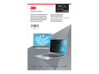 3M PF13.3W Privacy Filter for 13.3 Widescreen Laptops, PF133W1B