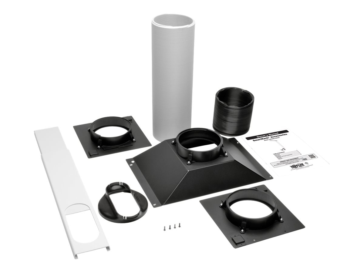 Tripp Lite SmartRack Exhaust Duct Kit for SmartRack 7,000 BTU Air Conditioning Unit, SRCOOL7KDUCT
