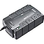 CyberPower 425VA Standby Green UPS (8) 5-15R Outlets USB, Management Software