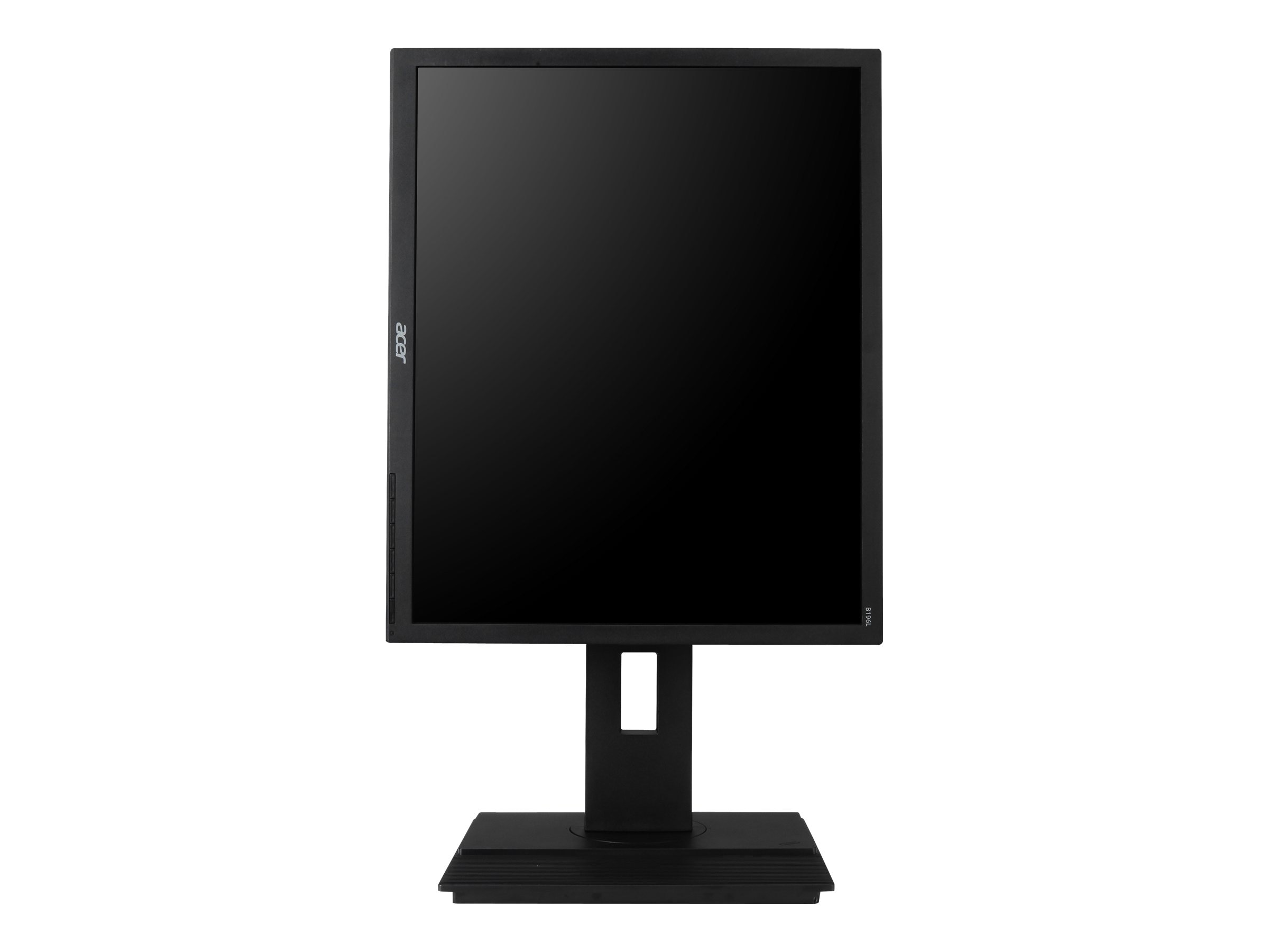 Acer 19 B196L Aymdr LED-LCD Monitor, Black