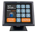 Planar 15 PT1545R Touchscreen LCD Monitor with Speakers, Black, 997-5967-01, 16929981, Monitors - LCD