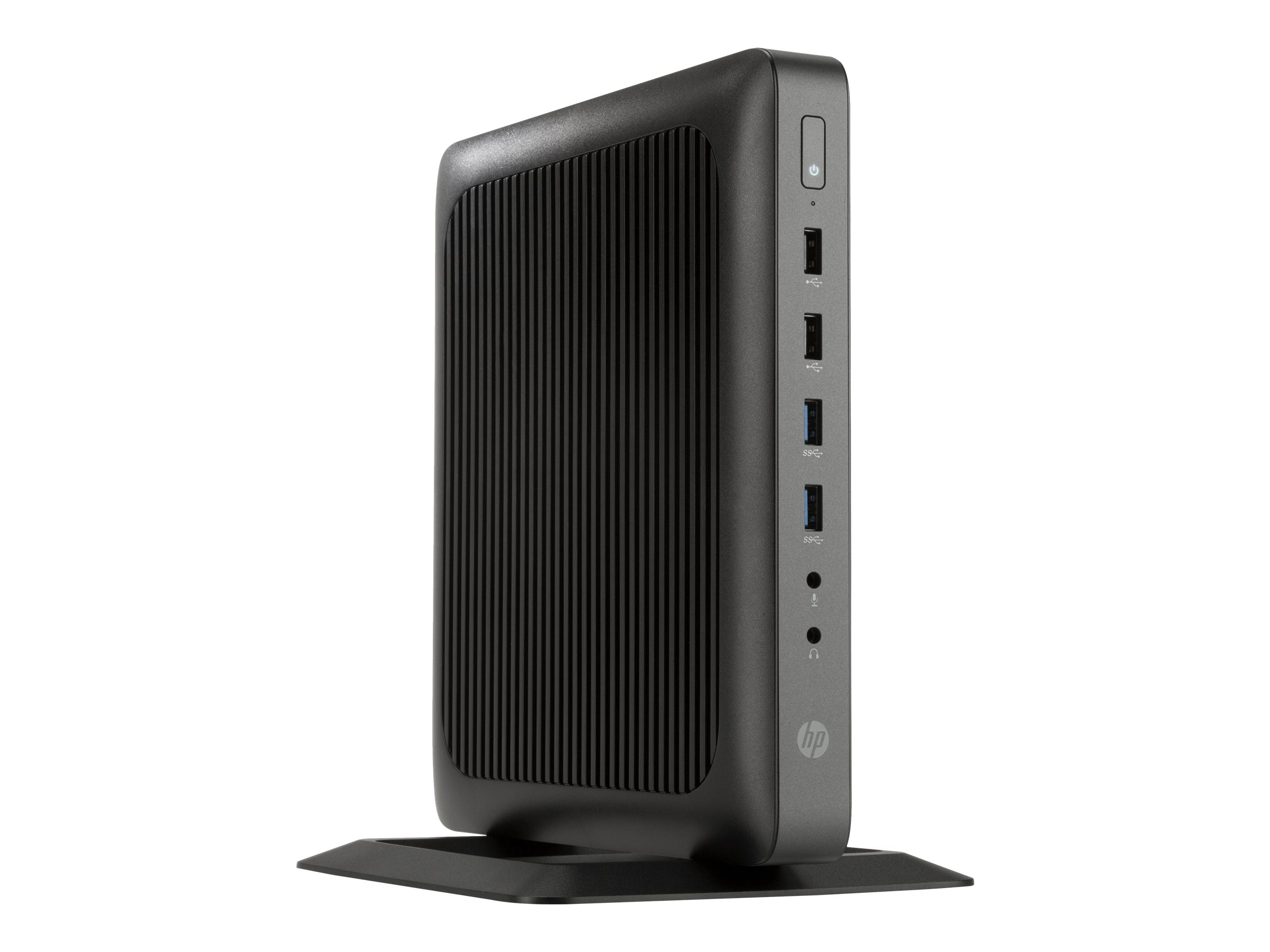 HP t620 Flexible Thin Client AMD QC GX-415GA 1.5GHz 4GB 8GB Flash HD8330E ac BT VGA SmartZero, W5Z09UA#ABA