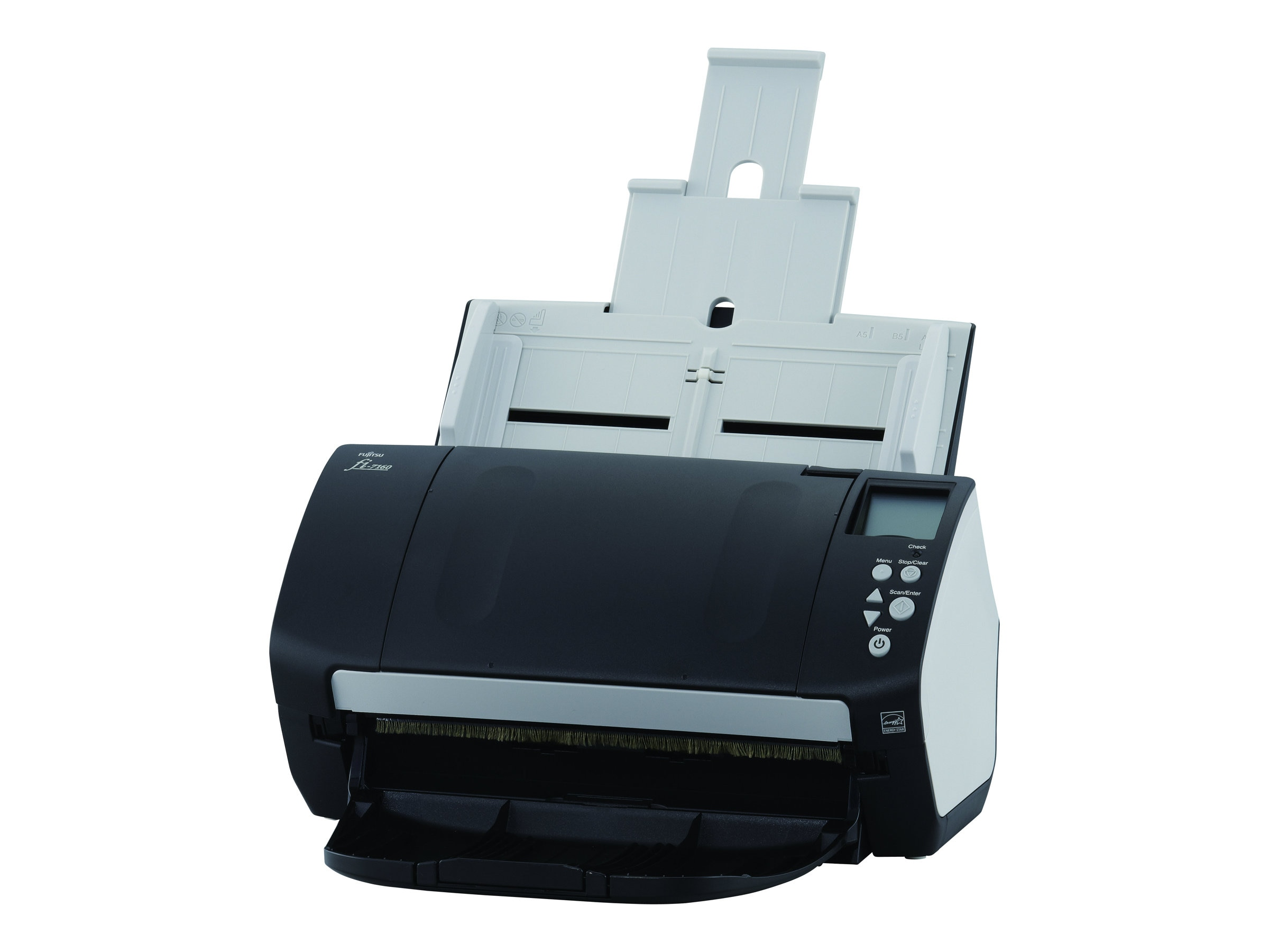 Fujitsu FI-7160 Color Duplex Sheetfed Scanner ADF 60ppm 120ipm 300dpi VRS Elite