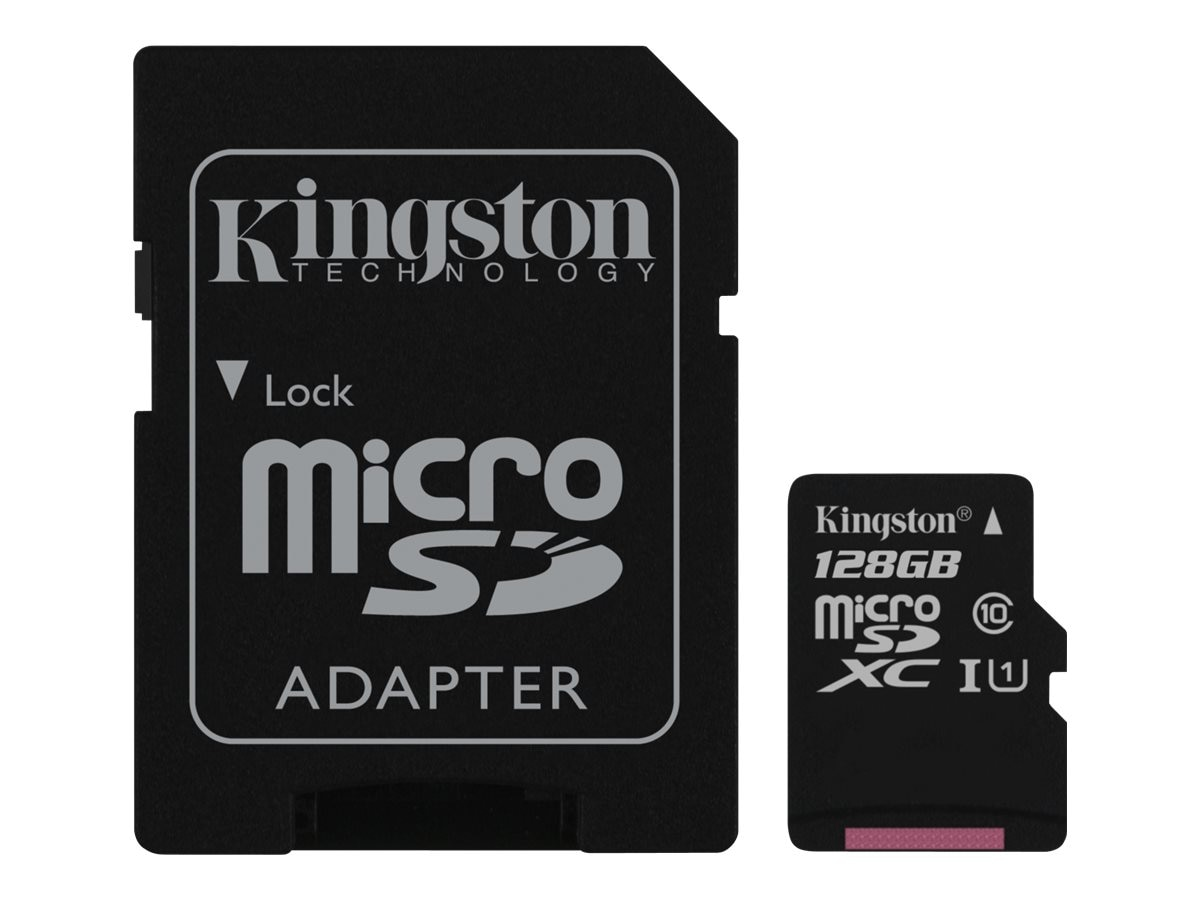Kingston SDC10G2/128GB Image 2