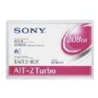 Sony 80 208GB AIT-2 Turbo 8mm 230m MIC Data Cartridge, TAIT280CWW, 5642387, Tape Drive Cartridges & Accessories