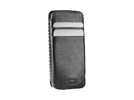 Targus Sena Lusio Case for iPhone 5, Black Gray, TFD01903US, 17259465, Carrying Cases - Phones/PDAs