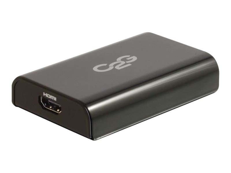 C2G USB 3.0 to HDMI Audio Video Adapter - External Video Card, 30562, 16246822, Adapters & Port Converters