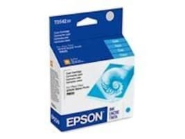 Epson Cyan UltraChrome Hi-Gloss Ink Cartridge for Epson Stylus Photo R800 & R1800 Printers, T054220, 4815291, Ink Cartridges & Ink Refill Kits