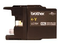 Brother Yellow Innobella Super High Yield XXL Series Ink Cartridge for MFC-J6510DW & MFC-J6710DW All-In-Ones, LC79Y, 12358704, Ink Cartridges & Ink Refill Kits