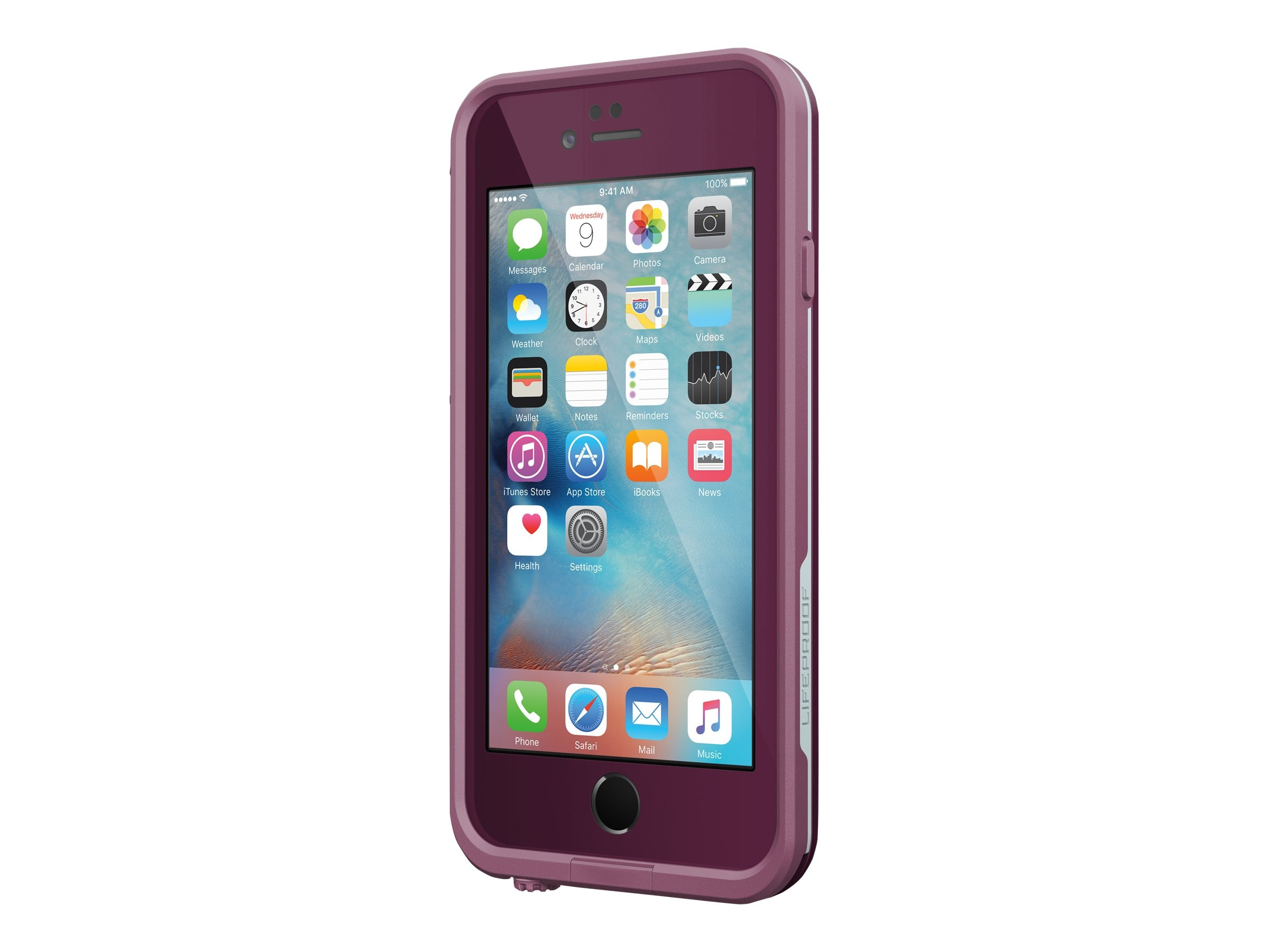 Lifeproof fre Case for iPhone 6 6S, Crushed, 77-52568, 30757872, Carrying Cases - Phones/PDAs