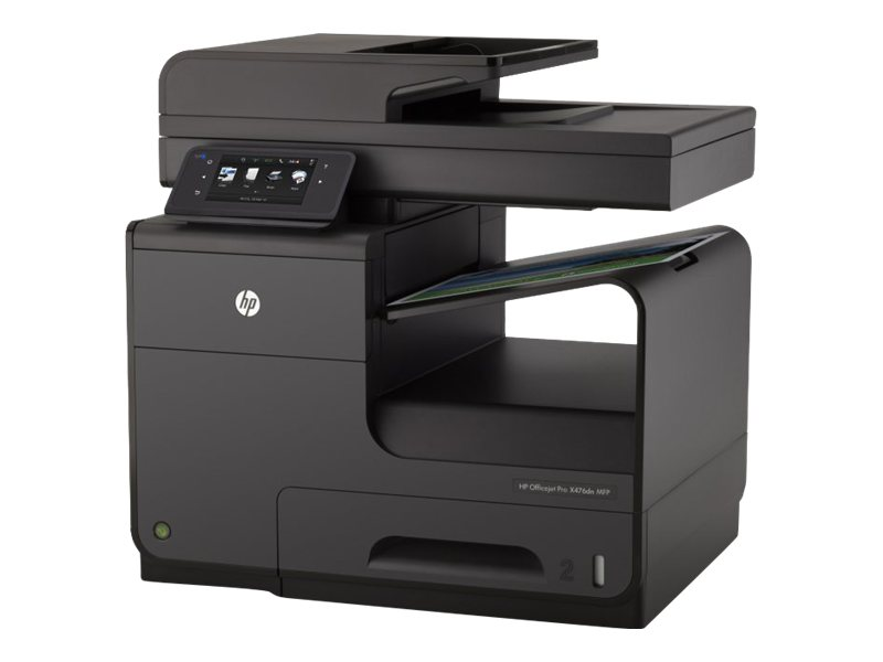 HP Officejet Pro X Series X476dn Color MFP, CN460A#B1H, 15056824, MultiFunction - Ink-Jet