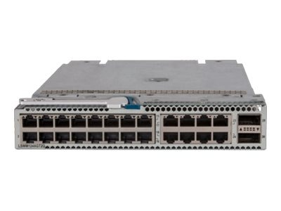 HPE 5930 24-Port 10GBASE-T & 2-Port QSFP+ with MACsec Module