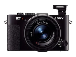 Sony Cyber-shot RX1R Digital Camera, 24.3MP, Black, DSCRX1R/B, 16759986, Cameras - Digital