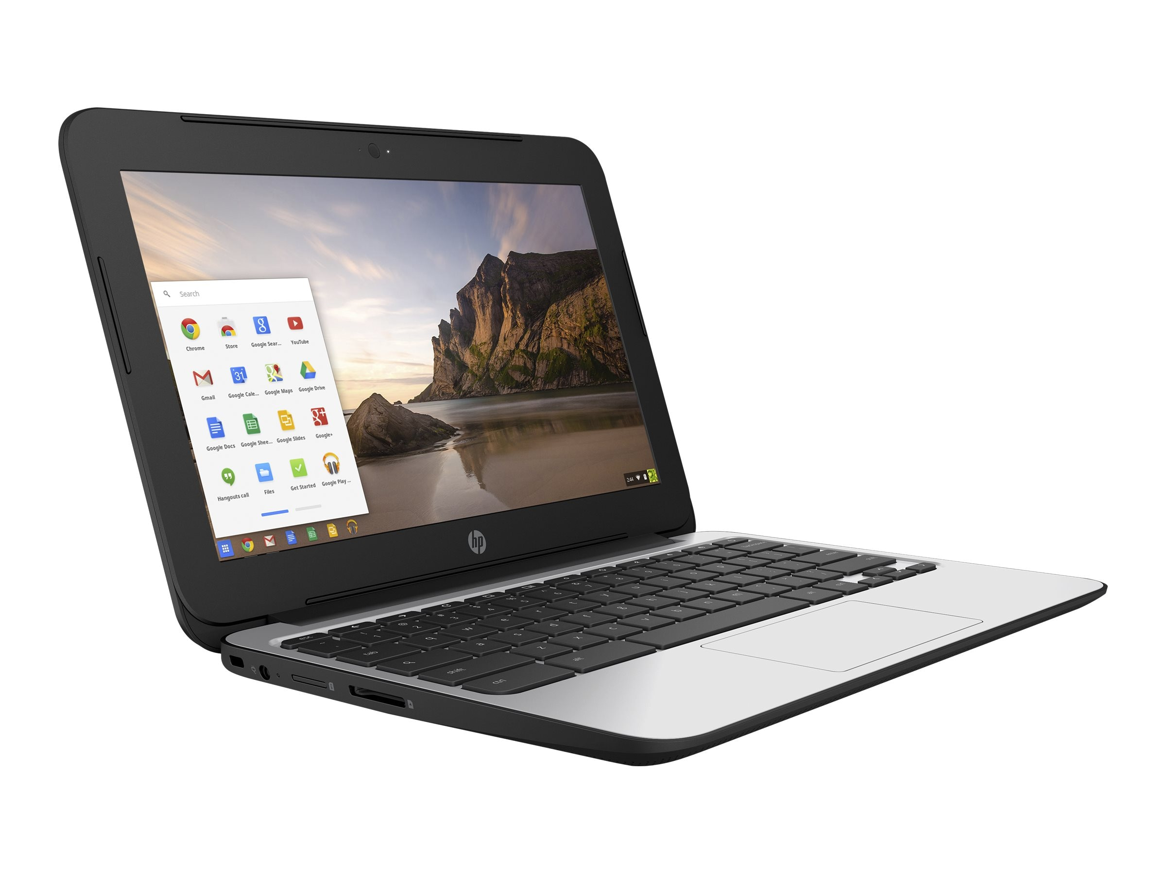 Open Box HP Chromebook 11 G4 Celeron N2840 2.16GHz 4GB 16GB ac abgn BT WC 3C 11.6 HD Chrome, P0B78UT#ABA