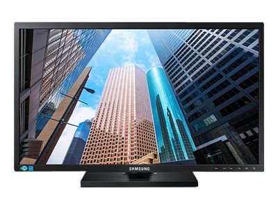Samsung 23.6 SE450 Series Full HD LED-LCD Monitor, Black, S24E450DL