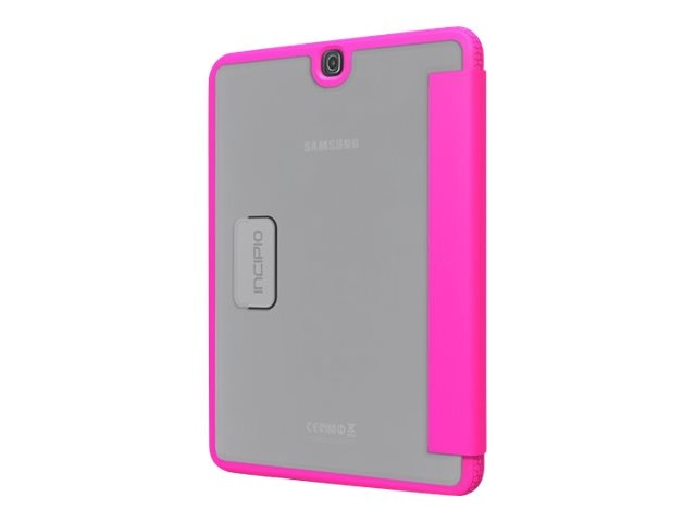 Incipio Octane Folio Case for Galaxy S2, Pink Frost