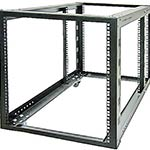 StarTech.com Ltd. StarTech.com 12U 4 Post Server Equipment Open Frame
