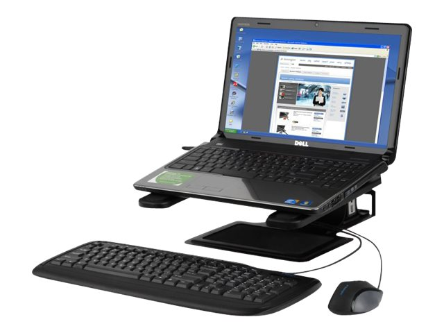 Kensington Laptop Stand with SmartFit Easy-Rider, K60726WW