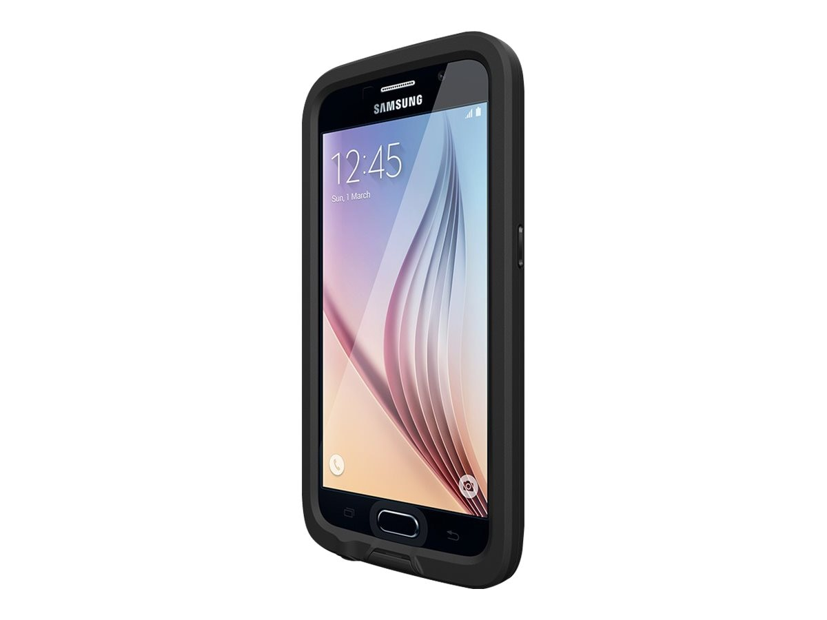 Lifeproof fre for Samsung Galaxy S6, Black, 77-51242, 24281177, Carrying Cases - Phones/PDAs