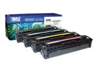 CB542A Yellow Toner Cartridge for HP 1215 Canon