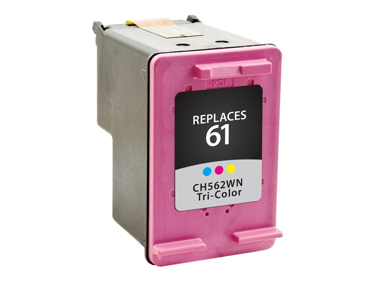 V7 CH562WN Tri-Color Ink Cartridge for HP Deskjet 1000, 3000 & 3050 Series, V7CH562WN