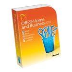 Microsoft Office Home and Business 2010 for Windows 32-bit/x64 T5D-