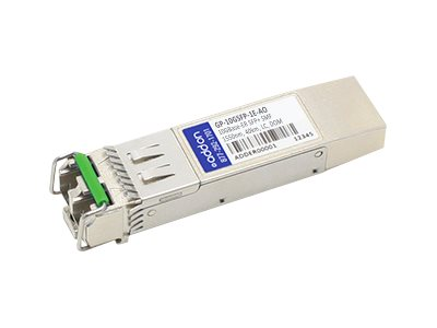 ACP-EP AddOn 10GBASE-ER SFP+ 40KM For Force 10