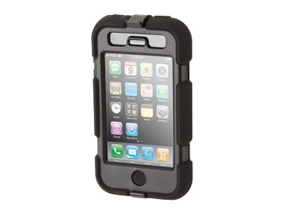 Griffin Survivor Rugged case for iPhone 3GS Black