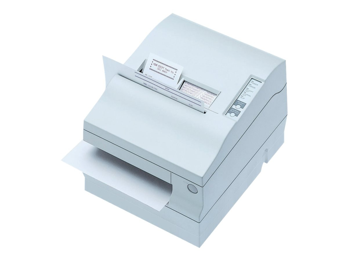 Epson TM-U950 Receipt-Journal-Slip Parallel Validation Printer - White w  Autocutter, C31C176252, 9704063, Printers - POS Receipt