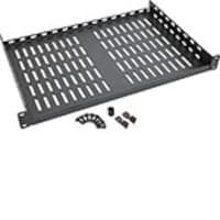 Tripp Lite 1U Cantilever Fixed Shelf 40lb Capacity, 12 Deep, SRSHELF2P1U, 11527537, Rack Mount Accessories