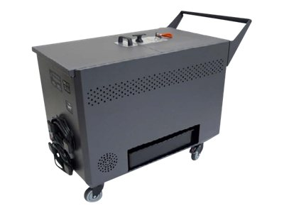Open Box Datamation 32-Unit Netbook Secure Cart, DS-NSC-32-MINI-LN, 30754410, Charging Stations