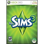 Electronic Arts The Sims 3, Xbox 360 19425
