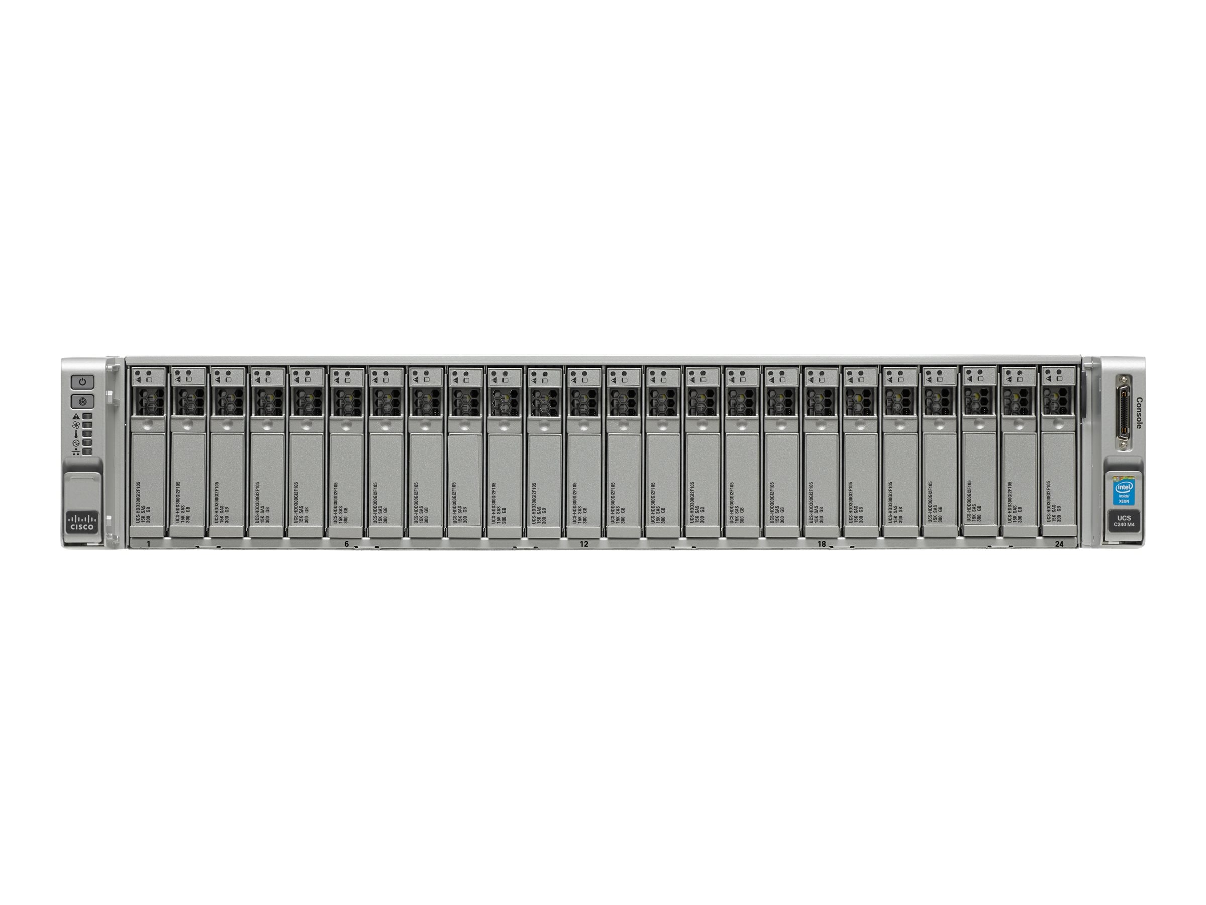 Cisco UCS-SP-C240M4-B-F1 Image 3