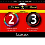 Lexmark Black Color Ink Cartridges (Combo Pack), 18C1737, 11678950, Ink Cartridges & Ink Refill Kits