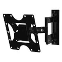 Open Box Peerless Articulating Arm Wall Mount for 22-40 Flat Panels up to 80 lbs, Black, PA740, 33861780, Stands & Mounts - AV