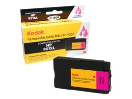 Kodak CN047AN Magenta Ink Cartridge for HP, CN047AN-KD, 31361749, Ink Cartridges & Ink Refill Kits