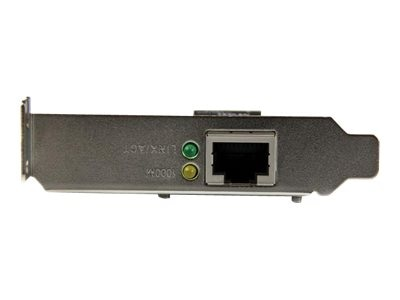 StarTech.com 1 Port PCI Express PCIe Gigabit Network Server Adapter NIC Card Low Profile, ST1000SPEX2L