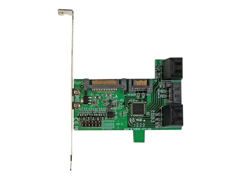 StarTech.com 5-port SATA to Single SATA III Port Multiplier Controller Card, ST521PMINT, 18218500, Controller Cards & I/O Boards