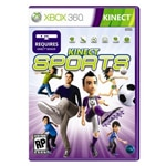 Microsoft Game Systems Microsoft Kinect Sports Xbox 360 KINECT YQC-